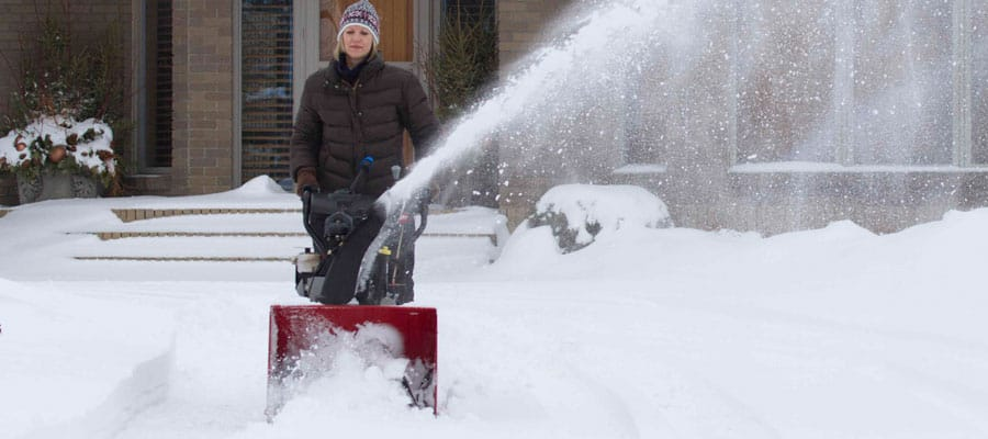 Toro snowblower Uxbridge dealer