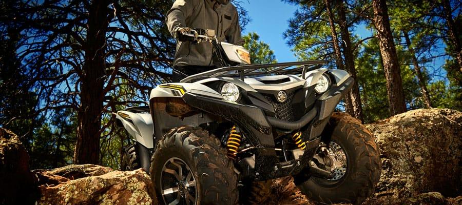 Yamaha ATV Uxbridge dealer